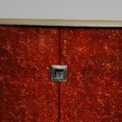 Urushi jewellery cabinet